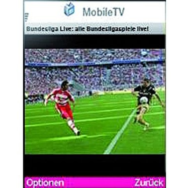 Mobile TV für T-Mobile – 2005